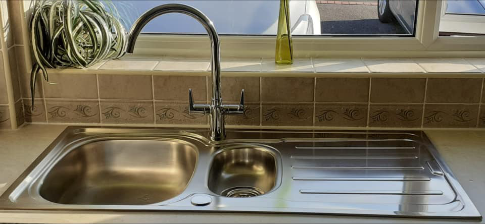 Total Home & Garden Handyman Services | Handyman Crewe | Kitchen Sink and Tap Fitting 2