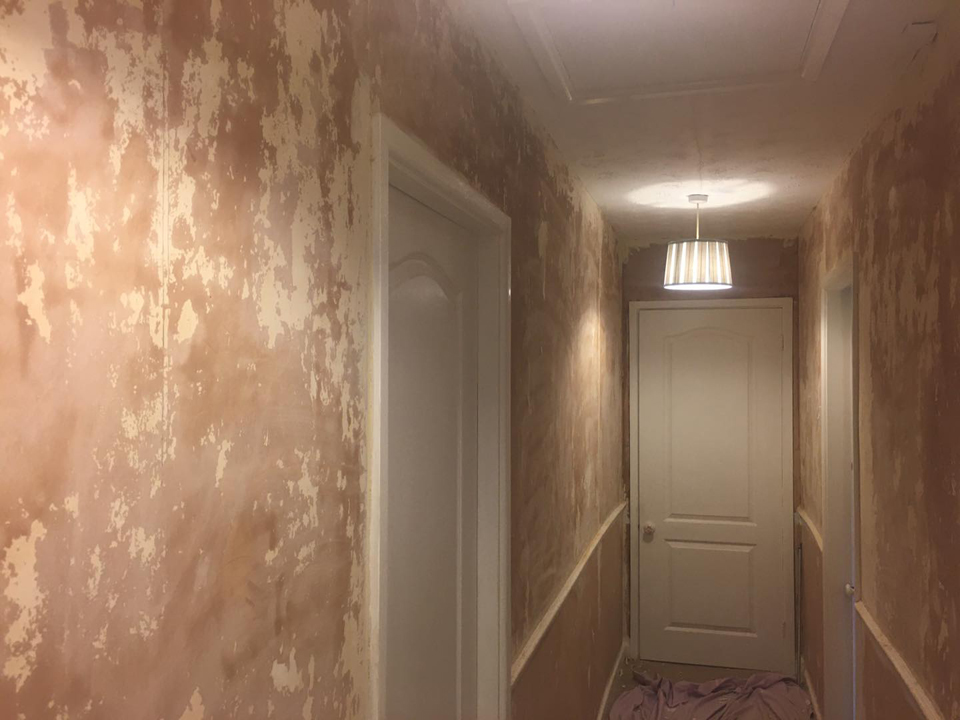 Total Home & Garden Handyman Services | Handyman Crewe | Decorating Before
